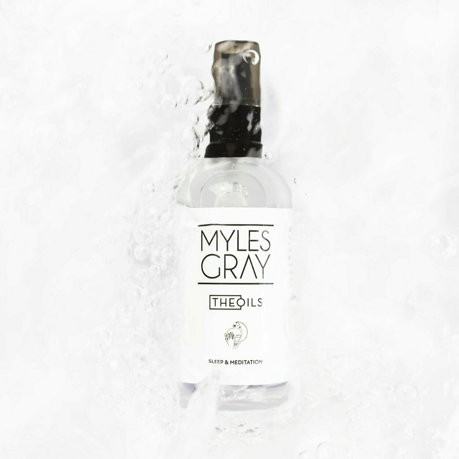 The Oils Essential Spray - Crystal Infused - Sleep and Meditation