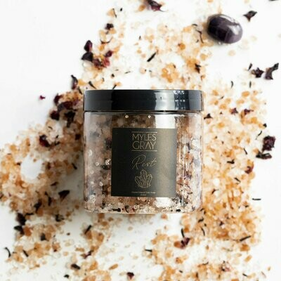 Bath Soak - Crystal Infused - Rest