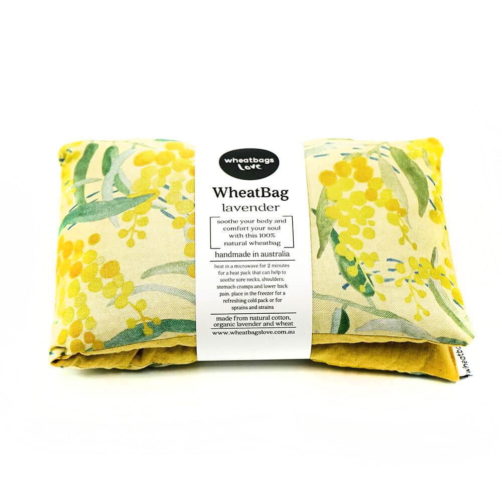 Wheatbag - Lavender - Wattle