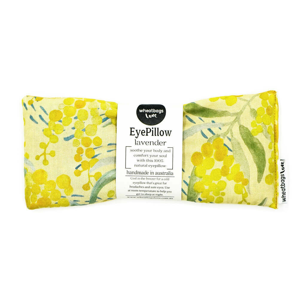 Wheatbag EyePillow - Lavender - Wattle