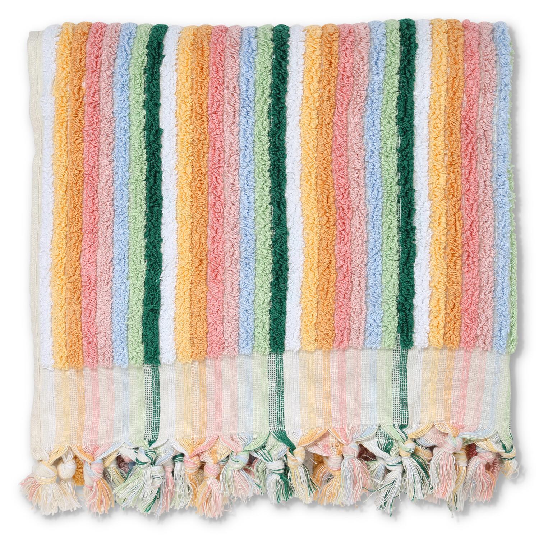 Turkish Towels - Bath Towel - Stripes