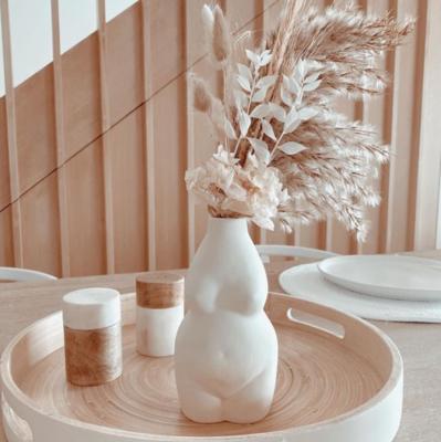 Athena Vase - Ivory