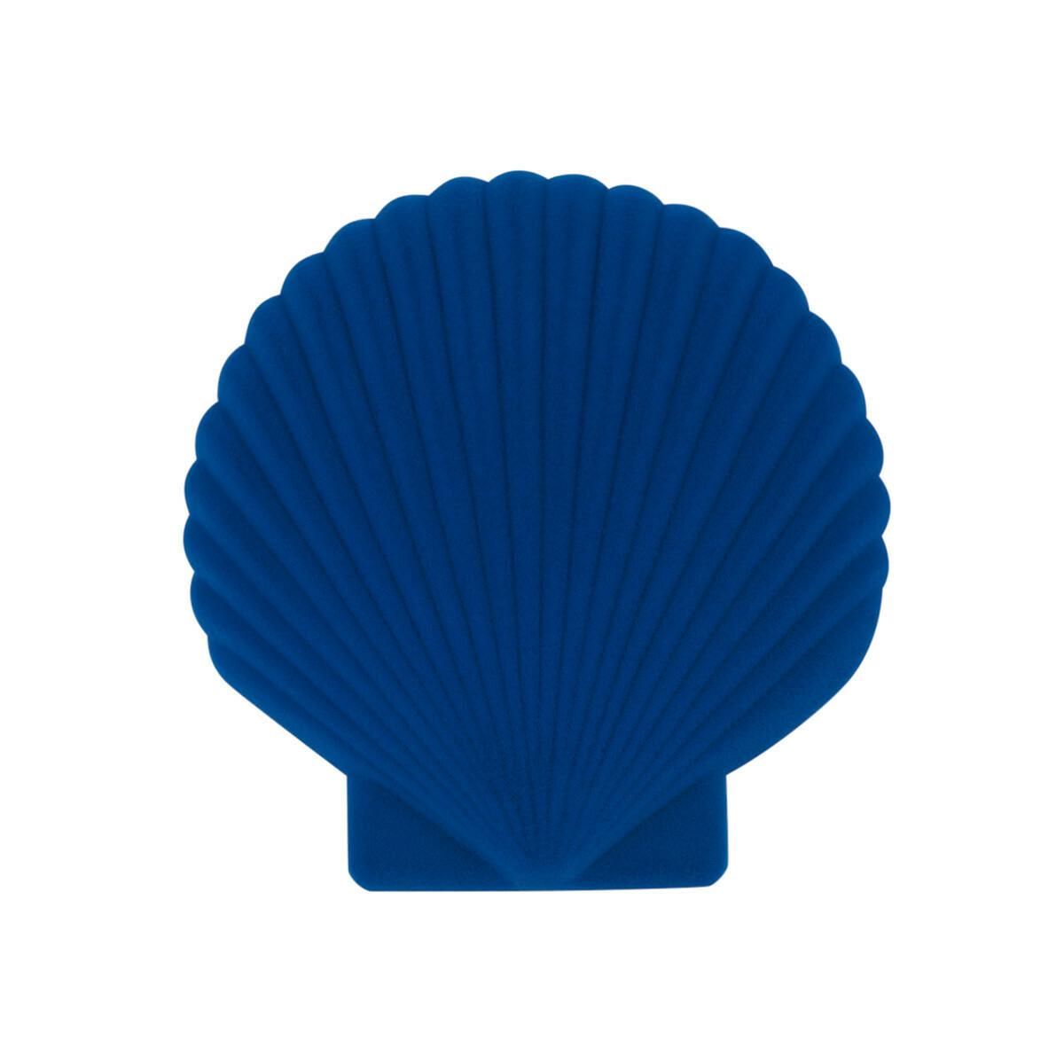 Shell Jewellery Box - Blue