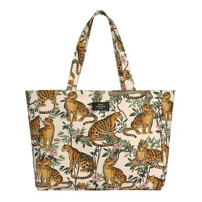 Tote Bag - Lazy Jungle