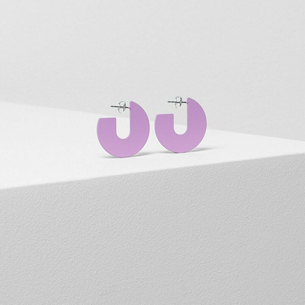 Ailani Earrings - Lavender