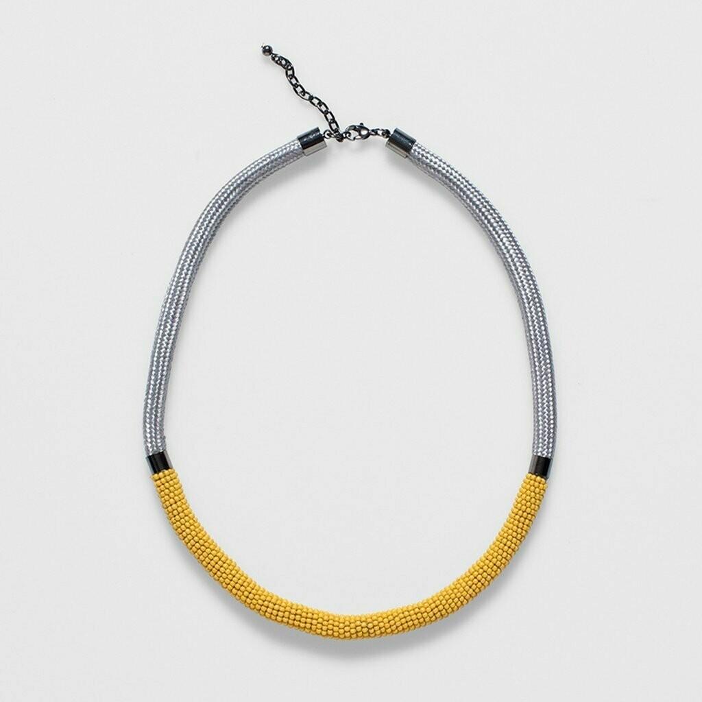 Rek Necklace - Amber