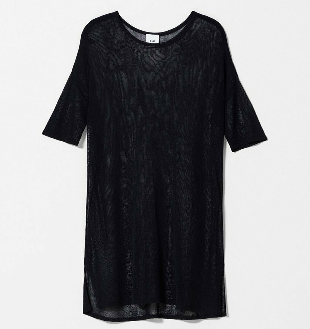 Rania Tunic - Black