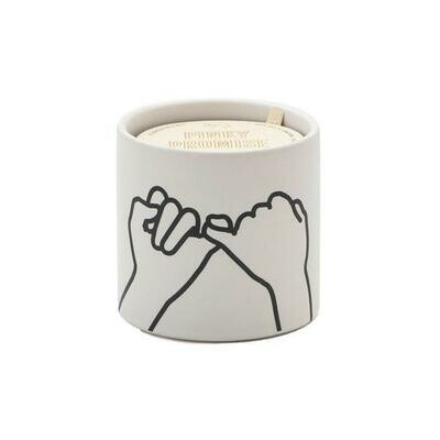 Impressions Candles - Pinky Promise - Wild Fig & Cedar