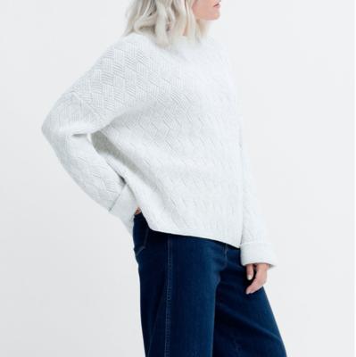 Boden Sweater - Ice Fleck