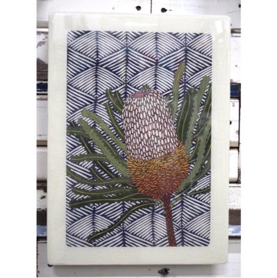 XL Woodblock - Banksia Hookeriana