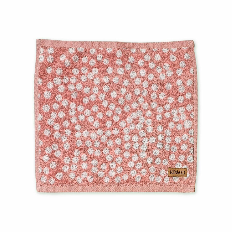 Towel - Face Towel - Strawberry Lamington