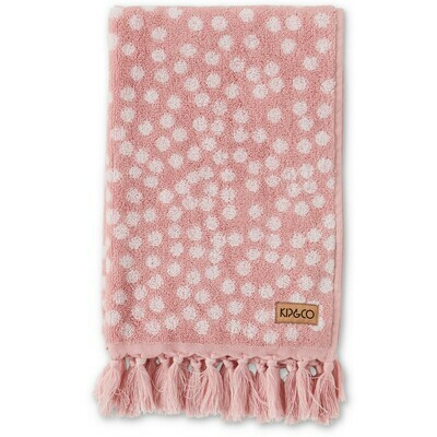 Towel - Hand Towel - Strawberry Lamington