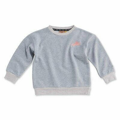 Octo Sweater - Grey Marle