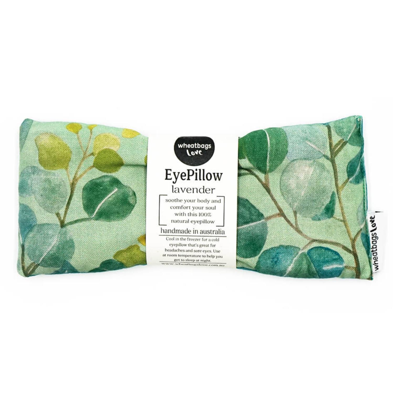 Wheatbag EyePillow - Lavender - Heart Gum