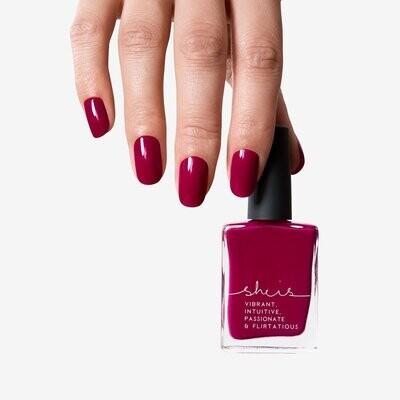Nail Polish - She Is Dark Pink