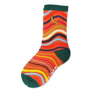 Ribbed Sport Socks - Ripple