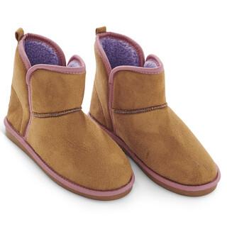 Sherpa Adult Boots - Natural Wonder