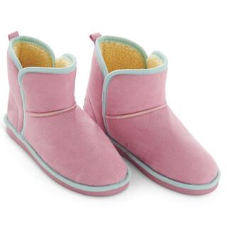 Sherpa Adult Boots - Pinkie Sunshine