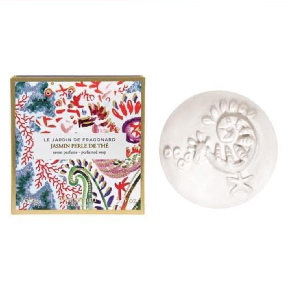 Fragonard's Garden Soap - Jasmin - Perle de Thé