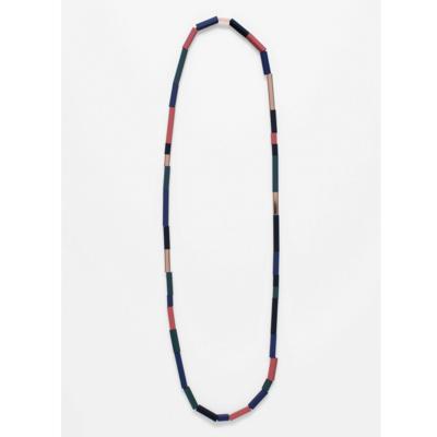 Rakenne Necklace - Navy