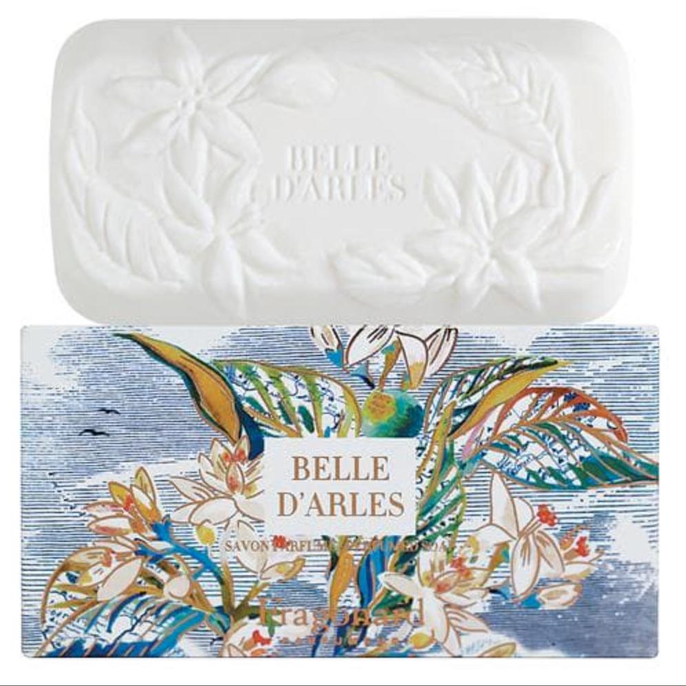 Flowers of the Perfumer Soap - Belle d'Arles