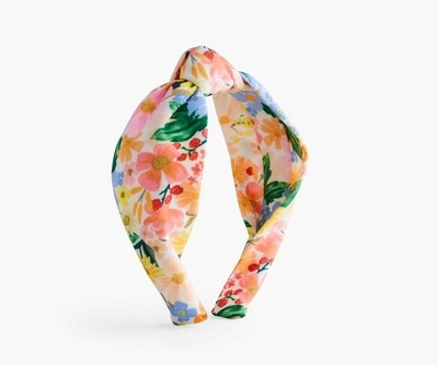 Knotted Headband - Marguerite