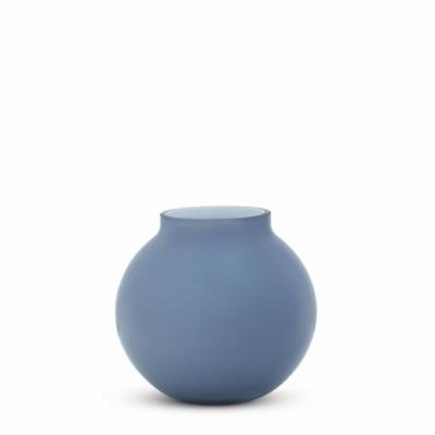 Opal Round Vase - Sky - Small