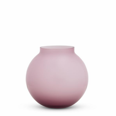 Opal Round Vase - Floss - Medium