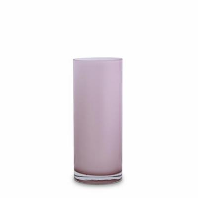 Opal Pillar Vase - Floss - Medium