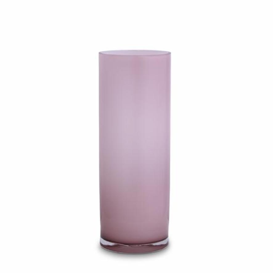 Opal Pillar Vase - Floss - Large