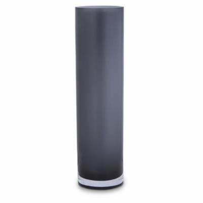 Opal Pillar Vase - Ash - X Large