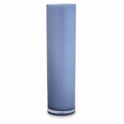 Opal Pillar Vase - Sky - X Large