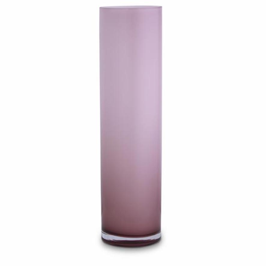 Opal Pillar Vase - Floss - X Large