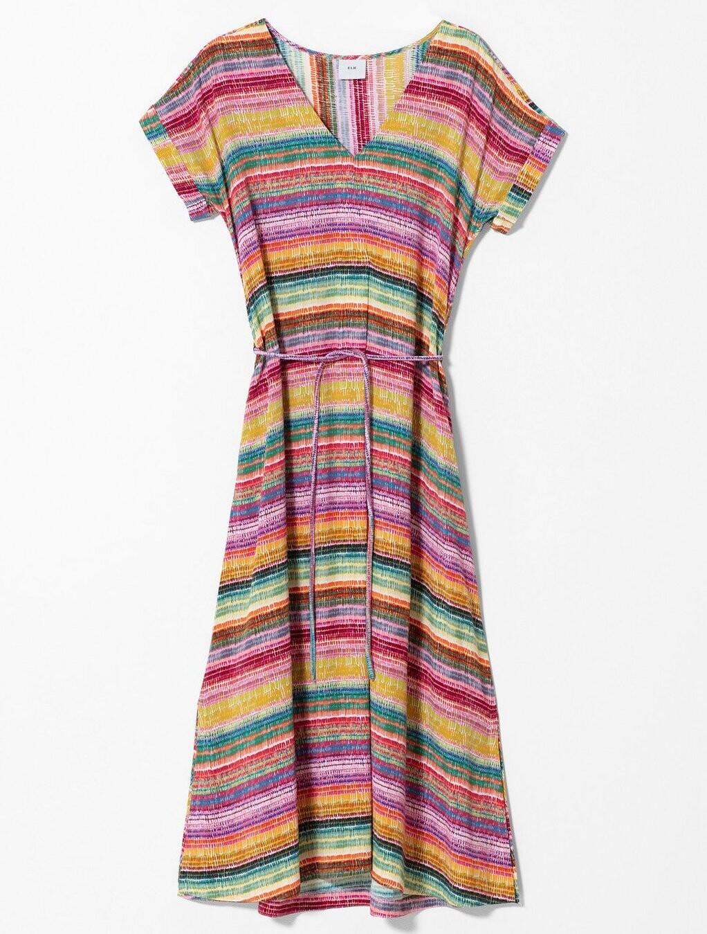 ELK Essen Dress - Artist Print