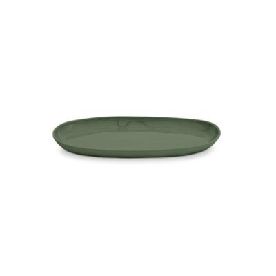 Oval Cloud Plate - Medium - Moss