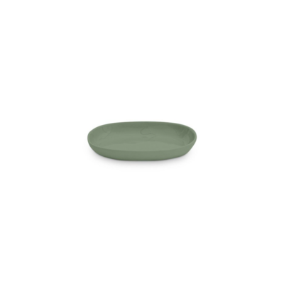 Oval Cloud Plate - Small - Moss