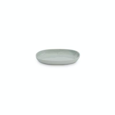Oval Cloud Plate - Small - Light Blue