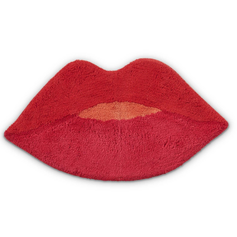 Bath Mat - Bold Lip