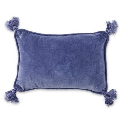 Velvet Souk Cushion - Dusk