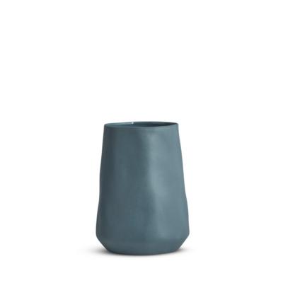 Tulip Cloud Vase - Medium - Steel Blue