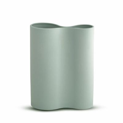 Infinity Smooth Vase - Medium - Blue