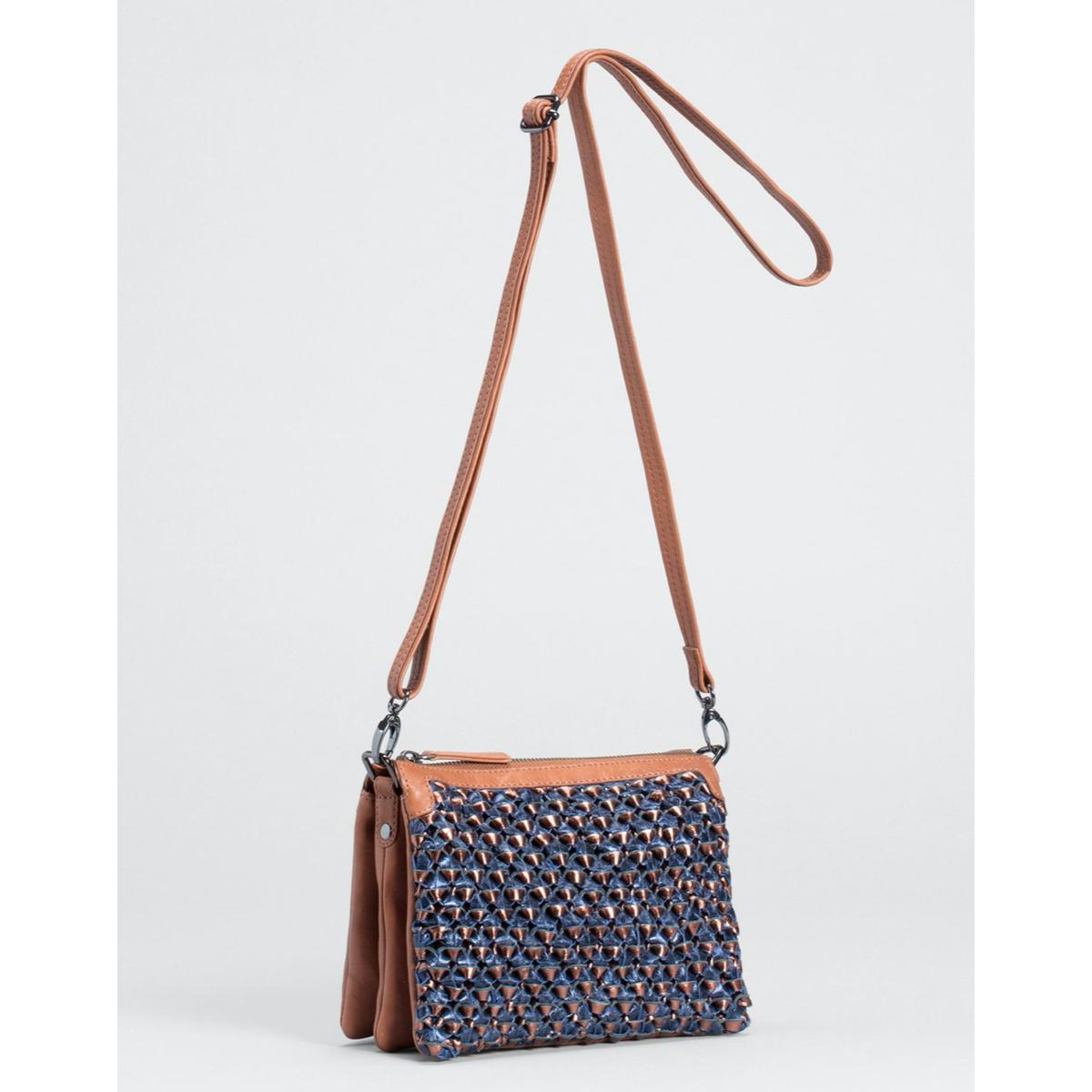 Mina Small Bag - Metallic