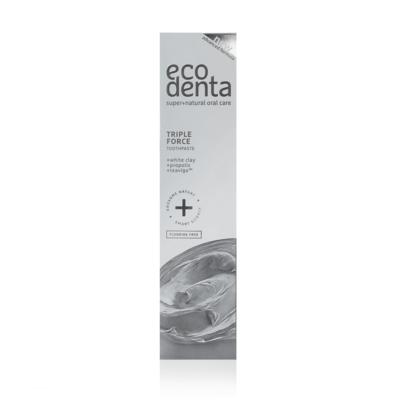 Ecodenta Expert Line Oδοντόκρεμα τριπλής δράσης