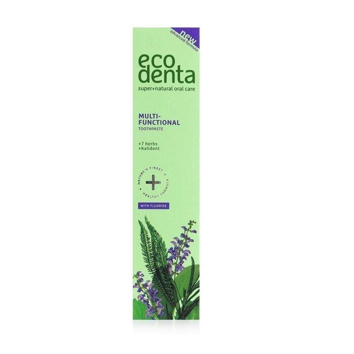 Ecodenta Οδοντόκρεμα ολοκληρωμένης φροντίδας
