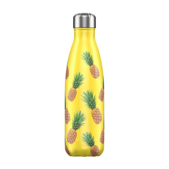 Chilly's Ανοξείδωτο Θερμός Pineapple 500ml