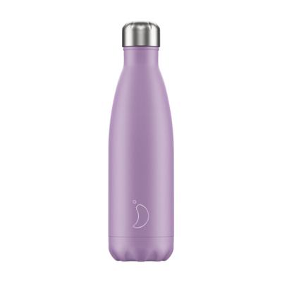 Chilly's Ανοξείδωτο Θερμός Pastel Purple 500ml