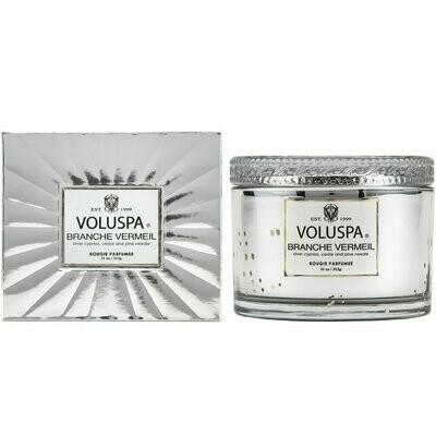 Voluspa Branche Vermeil - 11oz Corta Maison Boxed Candle