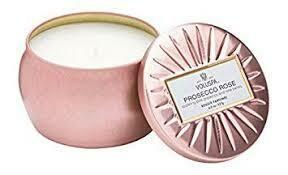 Voluspa Prosecco Rose - 4.5 oz Travel Tin