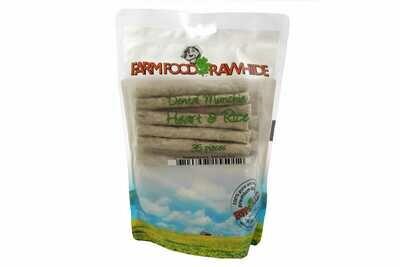 Bio-Bites Farmfood Dental Munchie Heart & Rice