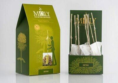 ΜΩLY Oraganic Herbal Tea Detox